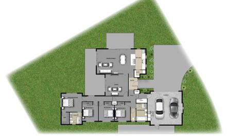 9 Foresters Crescent Project Floor Plan Web with Name
